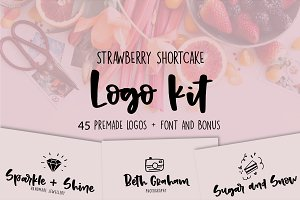 StrawberryShortcake LOGO KIT + Bonus