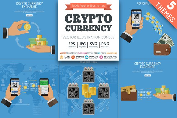 Crypto Currency Bitcoin Technology