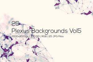 Plexus Backgrounds Vol5