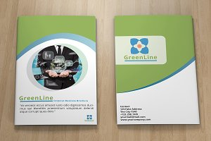 Business Brochure V787