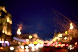 city glare