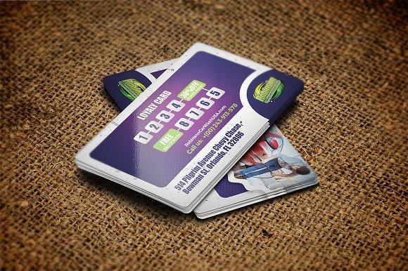 Car washing business card business card templates creative market colourmoves