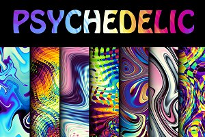 70 psychedelic patterns