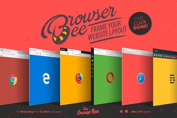 BrowserBee V2 - Photoshop plugin