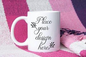 psd coffee mug mockup cup template