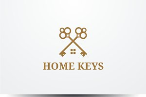 Home Keys Logo