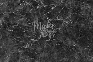 Black marble background #4545