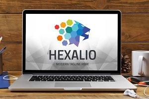 Hexalio Logo