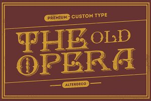 OldOpera custom type