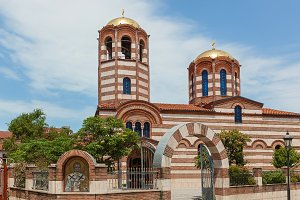 Church of St. Nicholas in Batumi