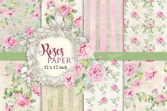 Roses Paper