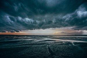 Storm in Taiwan