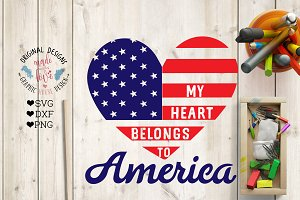 My Heart Belongs to America