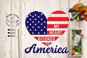 My Heart Belongs to America