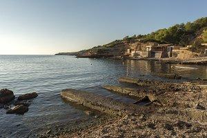 Port of Cala Tarida