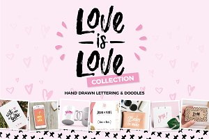LOVE IS LOVE Collection