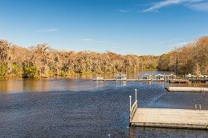 Edward Ball Wakulla Springs state park, Florida