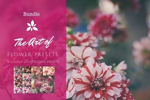 Pretty Flower Preset Bundle