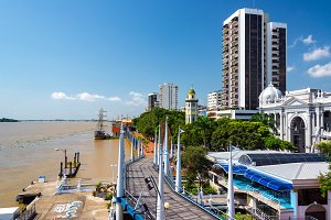 Guayaquil Malecon View