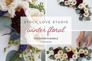 Floral Styling Stock Photo Bundle