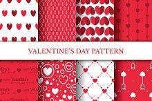 Lovely Valentine's Day Pattern Kit