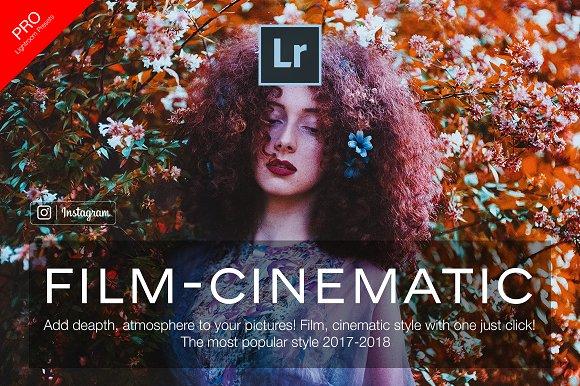 120 Film Lightroom Presets