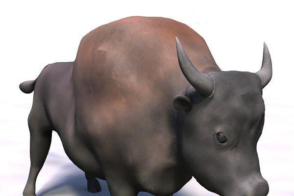 Animal: Digitallab3d - Bison