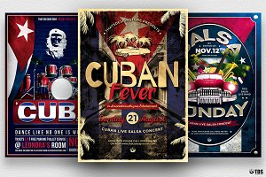 Cuban Flyer Bundle V2