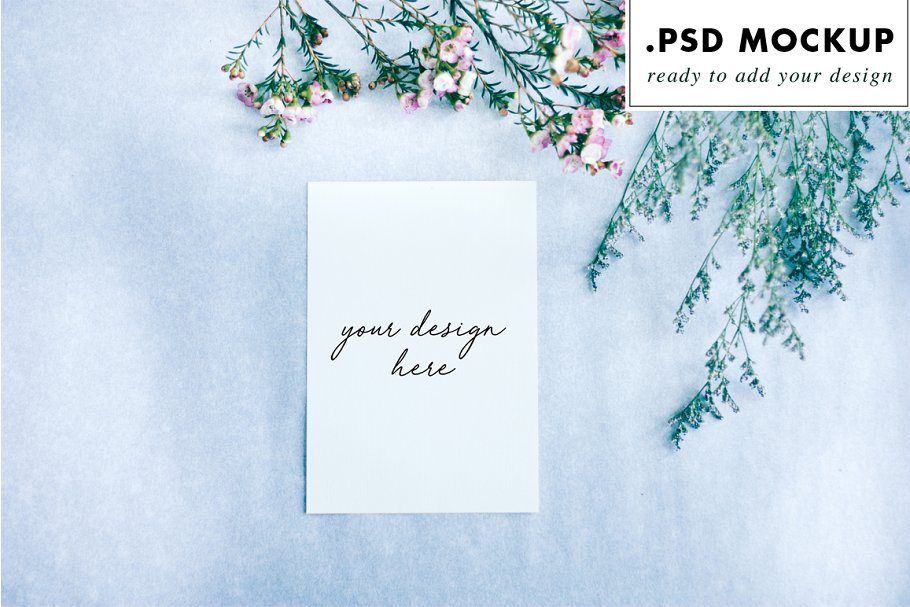 Wedding invitations presentation