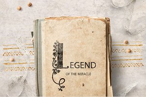 Legend of the miracle INITIALS