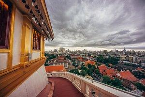 Stormy Bangkok