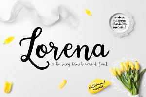 Lorena Script