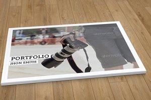 InDesign:Portfolio brochure V88