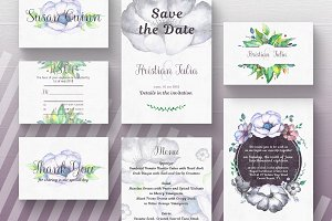 Floral Wedding Suite
