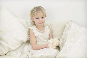 Pretty Girl In White  ONE