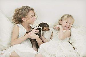 """""""Puppy Love""""  THREE"""