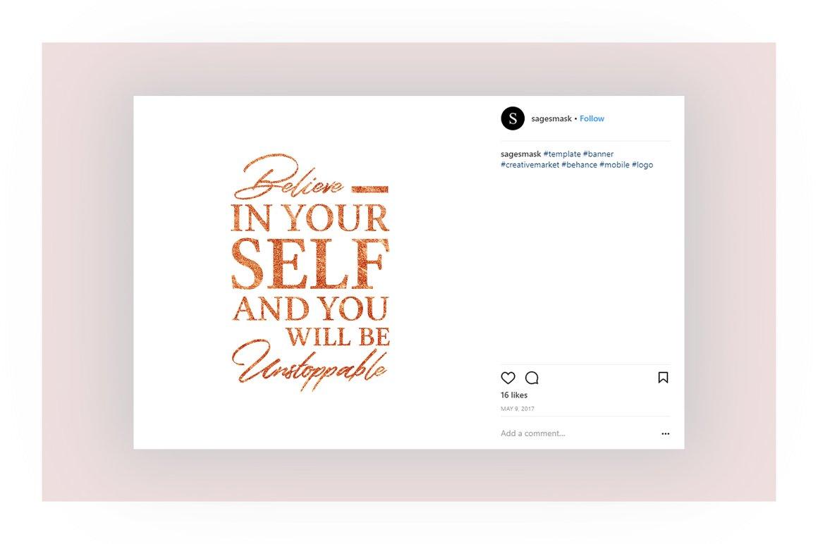 206 Instagram Copper Quotes