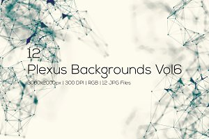Plexus Backgrounds Vol6