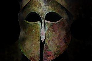 Historical helmet