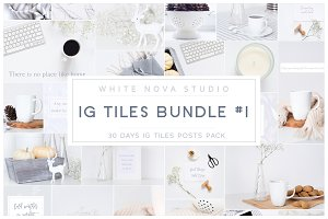 Instagram Tiles Bundle #1