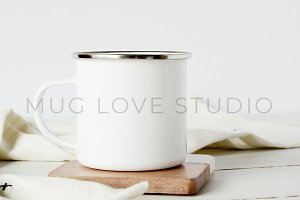 Mug Styled Stock Photo | 08