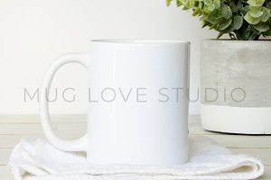 Mug Styled Stock Photo | 09