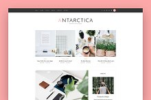 Antarctica - WordPress Blog Theme