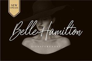 Belle Hamilton Script & Serif