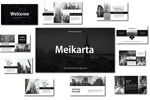 Meikarta powerpoint presentation