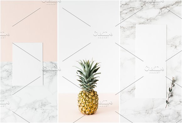 Modern Blush Wedding Bundle  in Product Mockups - product preview 7