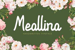 Meallina Typeface