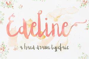 Edeline Script