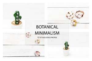 Botanical Minimalism Bundle
