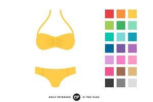 Bikini Clipart